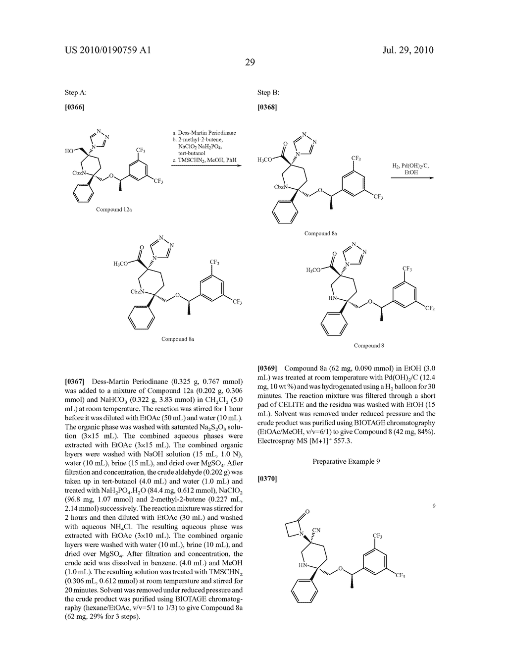 NK 1 ANTAGONISTS - diagram, schematic, and image 30