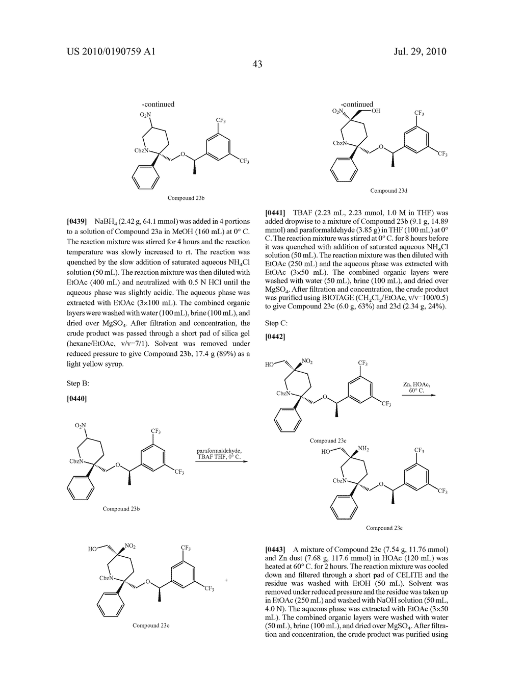 NK 1 ANTAGONISTS - diagram, schematic, and image 44