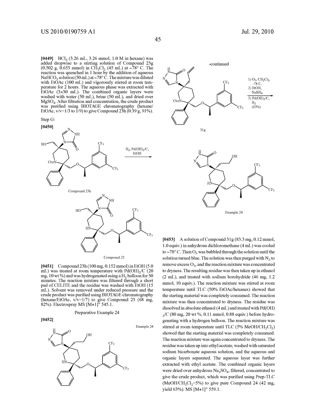 NK 1 ANTAGONISTS - diagram, schematic, and image 46