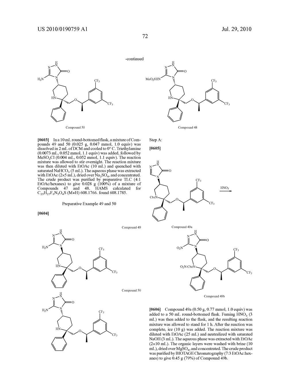 NK 1 ANTAGONISTS - diagram, schematic, and image 73