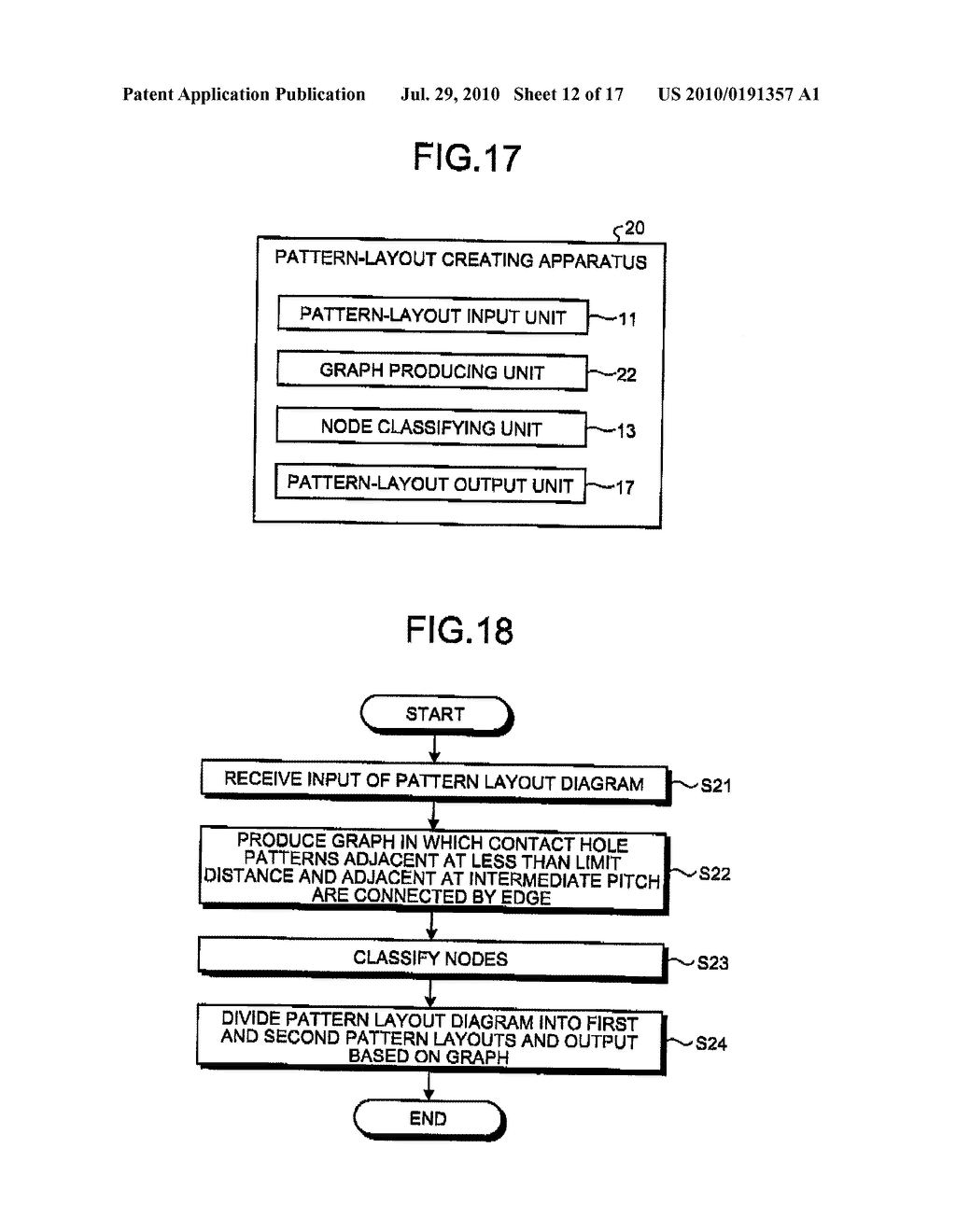 PATTERN LAYOUT CREATION METHOD, PROGRAM PRODUCT, AND SEMICONDUCTOR DEVICE MANUFACTURING METHOD - diagram, schematic, and image 13