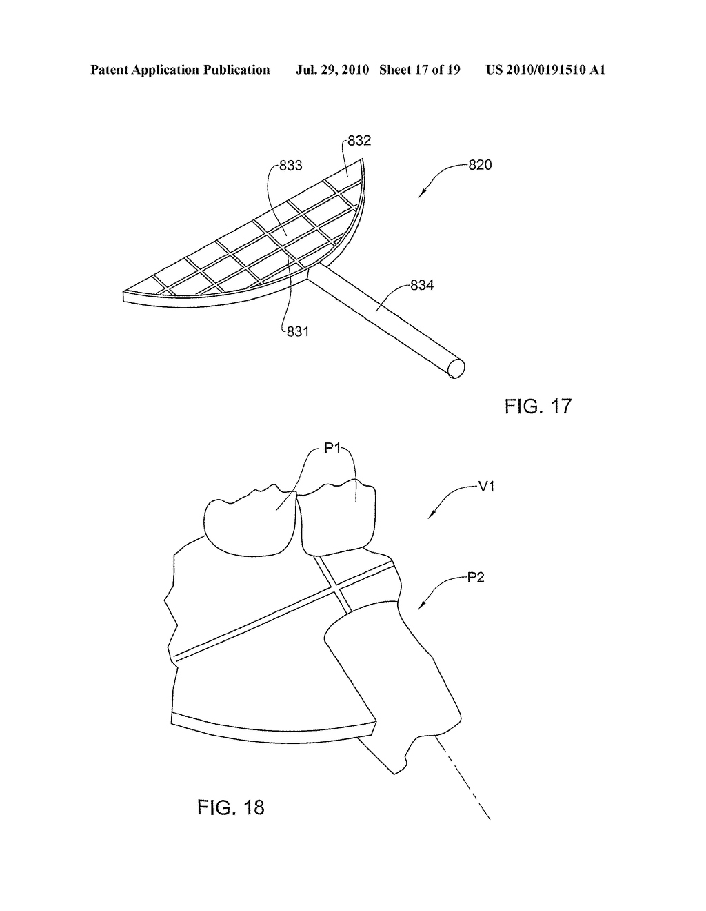 METHODS, APPARATUS AND SYSTEM FOR USE IN DENTAL PROCEDURES - diagram, schematic, and image 18