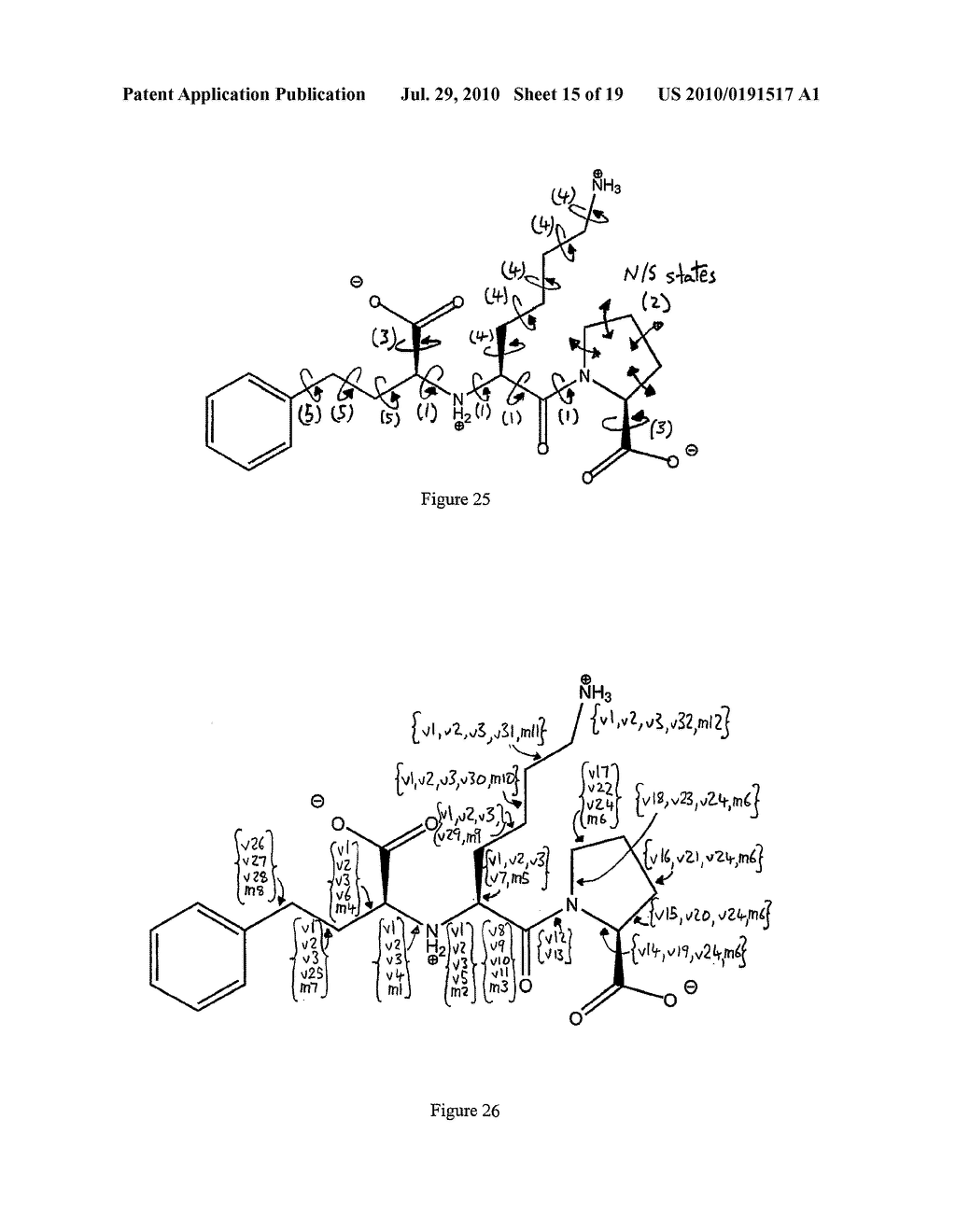 METHOD FOR DETERMINING THREE-DIMENSIONAL STRUCTURES OF DYNAMIC MOLECULES - diagram, schematic, and image 16
