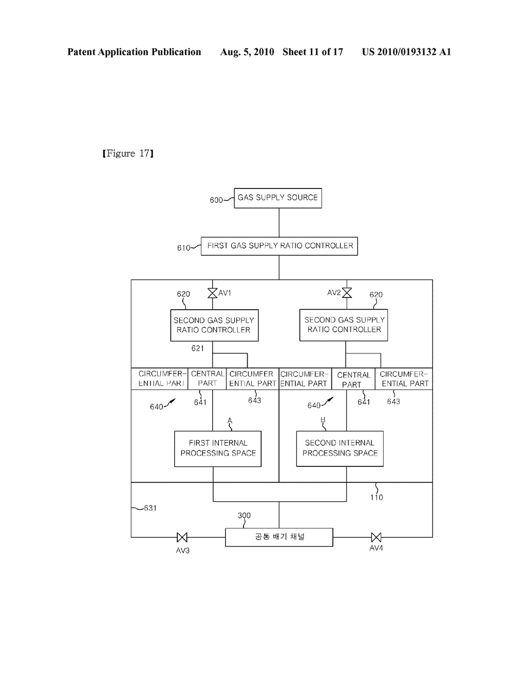 MULTI-WORKPIECE PROCESSING CHAMBER AND WORKPIECE PROCESSING SYSTEM INCLUDING THE SAME - diagram, schematic, and image 12