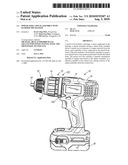POWER TOOL CHUCK ASSEMBLY WITH HAMMER MECHANISM diagram and image