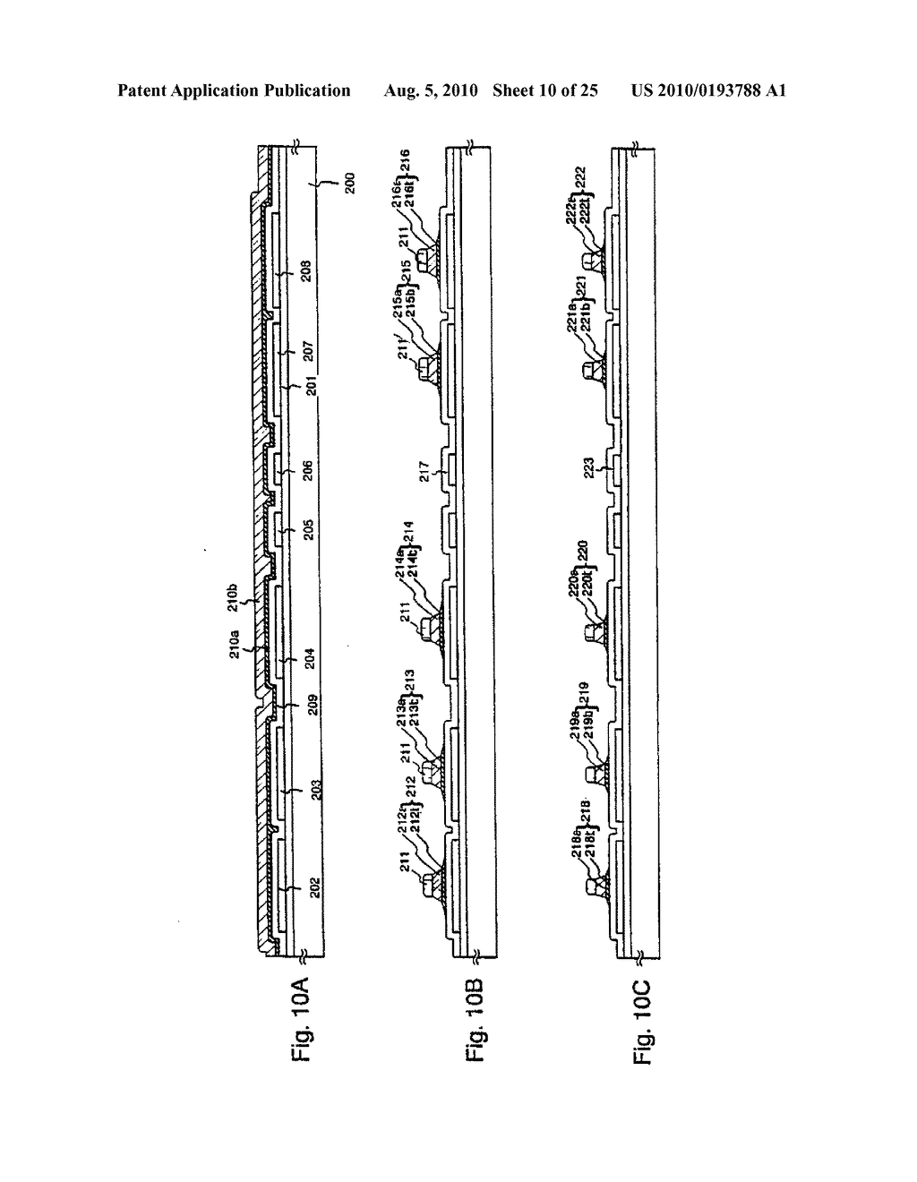 AREA SENSOR AND DISPLAY APPARATUS PROVIDED WITH AN AREA SENSOR - diagram, schematic, and image 11