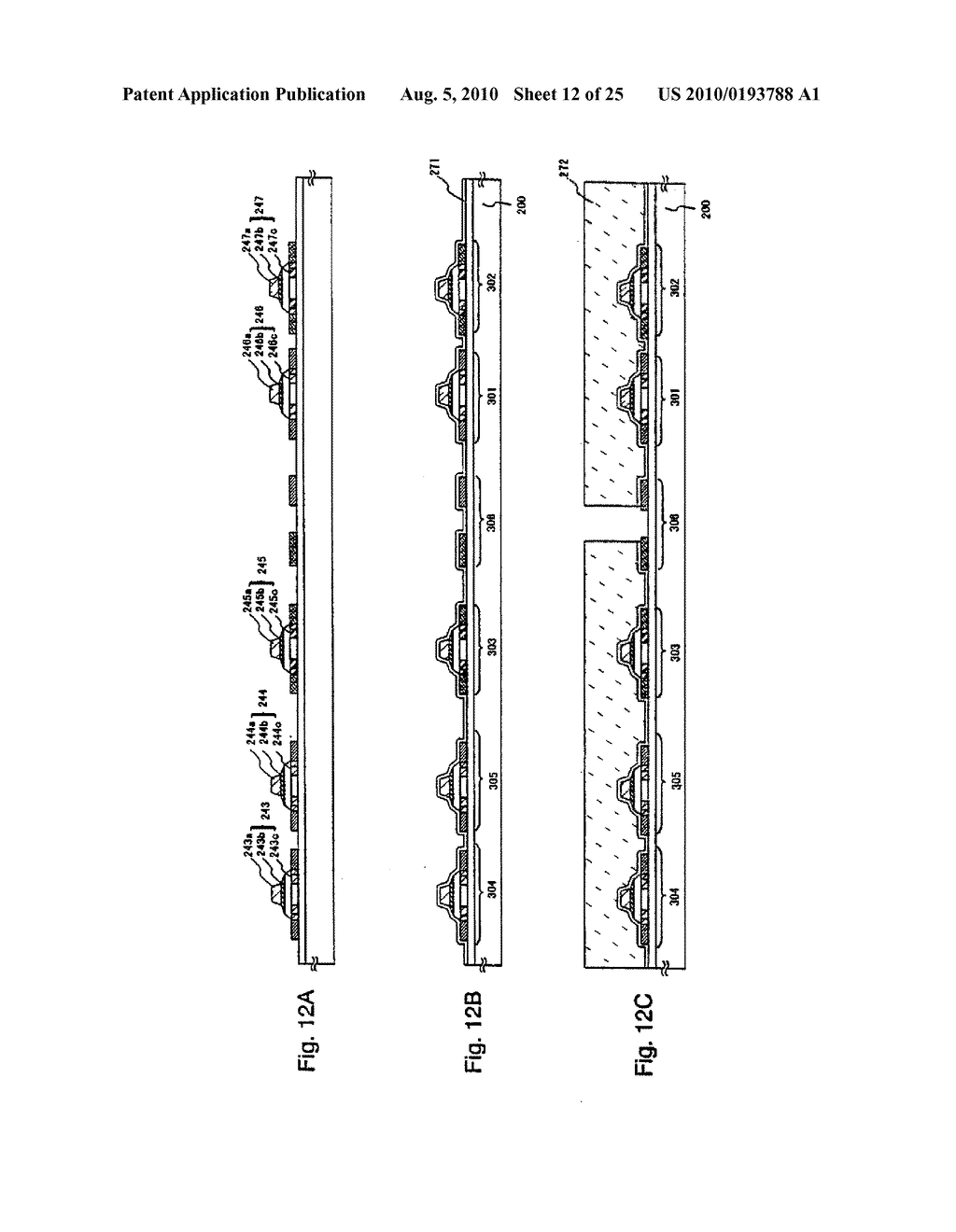 AREA SENSOR AND DISPLAY APPARATUS PROVIDED WITH AN AREA SENSOR - diagram, schematic, and image 13