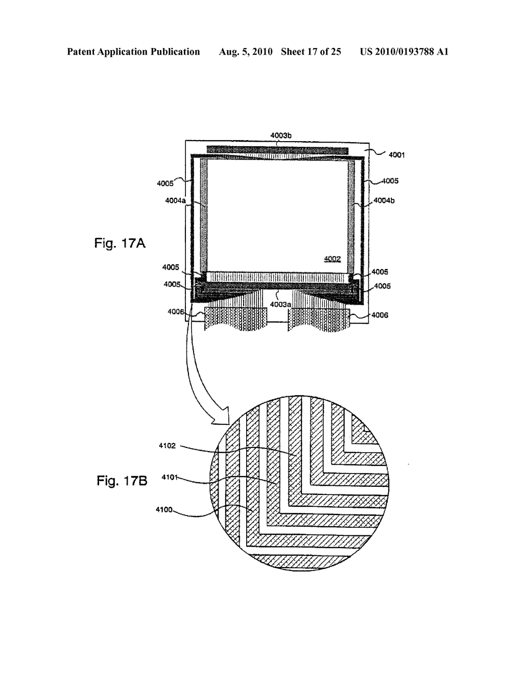 AREA SENSOR AND DISPLAY APPARATUS PROVIDED WITH AN AREA SENSOR - diagram, schematic, and image 18