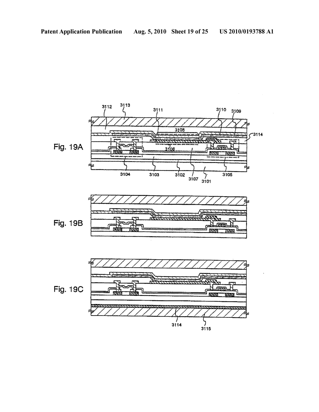 AREA SENSOR AND DISPLAY APPARATUS PROVIDED WITH AN AREA SENSOR - diagram, schematic, and image 20
