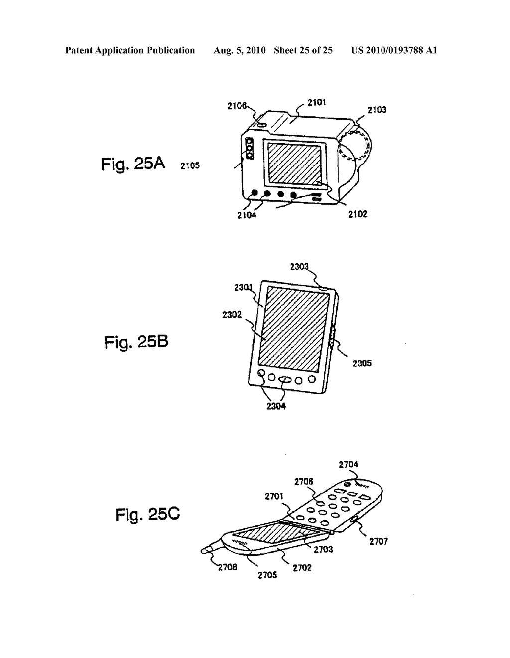 AREA SENSOR AND DISPLAY APPARATUS PROVIDED WITH AN AREA SENSOR - diagram, schematic, and image 26
