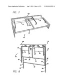 FOLDING WORK BENCH diagram and image
