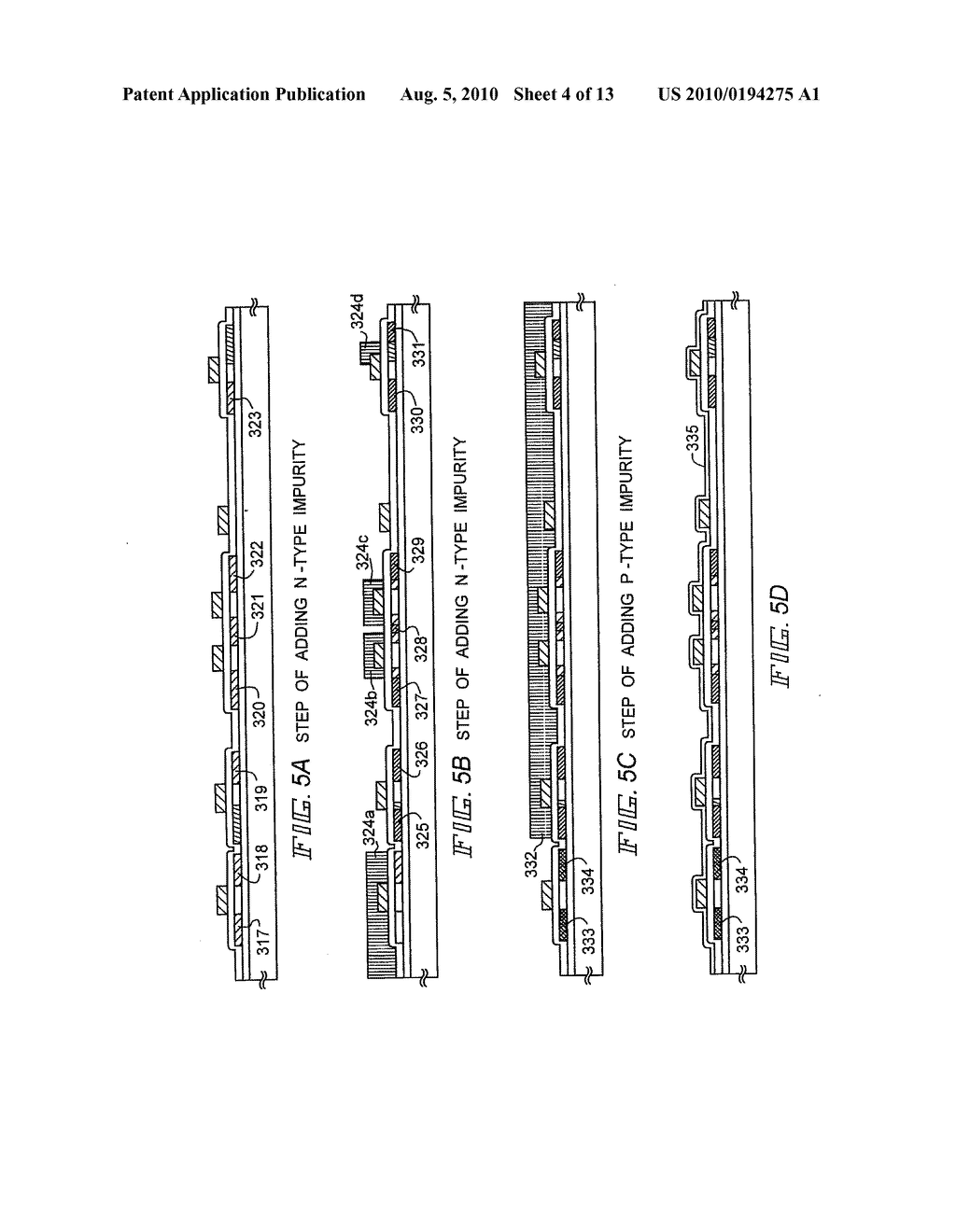 EL Display Device and Manufacturing Method Thereof - diagram, schematic, and image 05