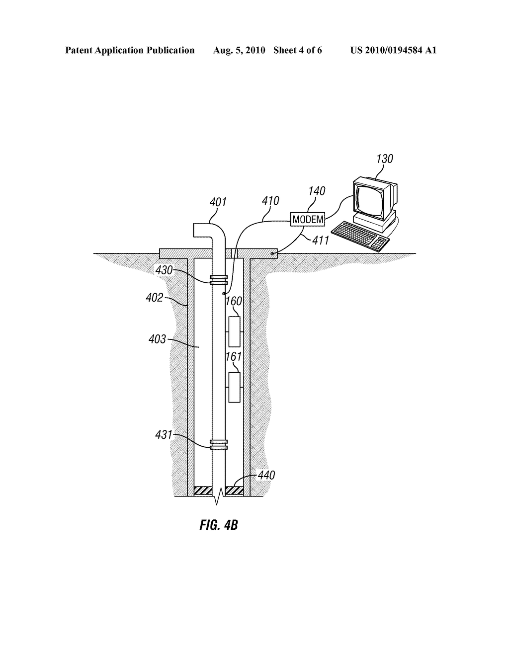 WELLBORE COMMUNICATION, DOWNHOLE MODULE, AND METHOD FOR COMMUNICATING - diagram, schematic, and image 05