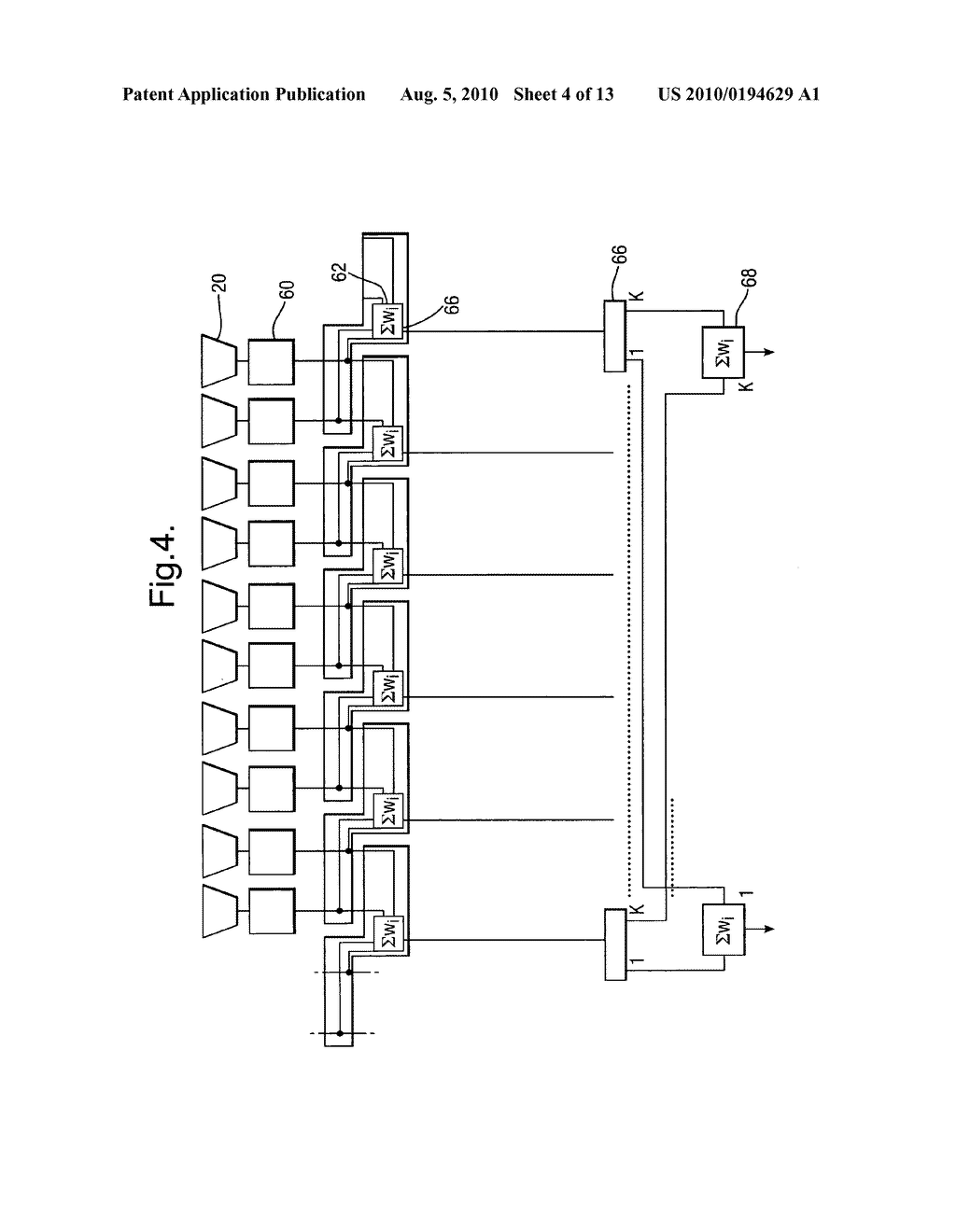 SYSTEM FOR SIMPLIFICATION OF RECONFIGURABLE BEAM-FORMING