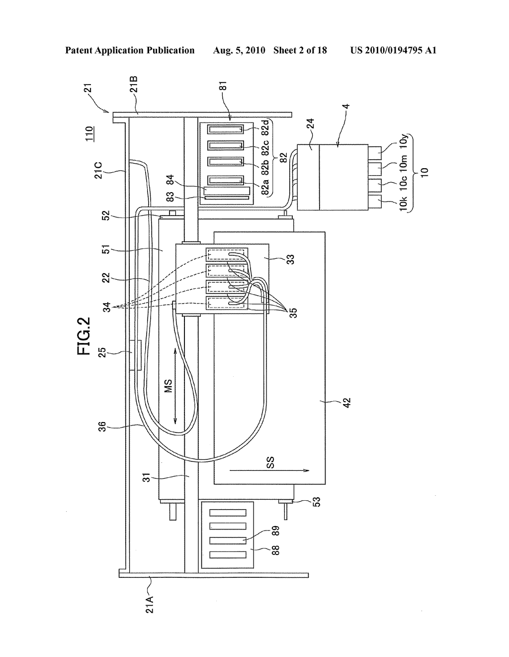 IMAGE FORMING APPARATUS, IMAGE FORMING SYSTEM AND COMPUTER-READABLE STORAGE MEDIUM - diagram, schematic, and image 03