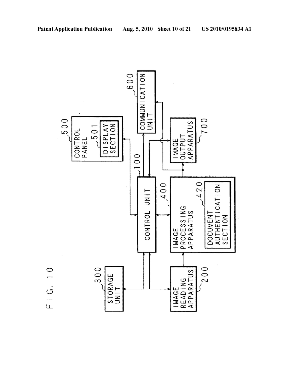 Image generating apparatus, image processing apparatus, image forming apparatus, and recording medium - diagram, schematic, and image 11