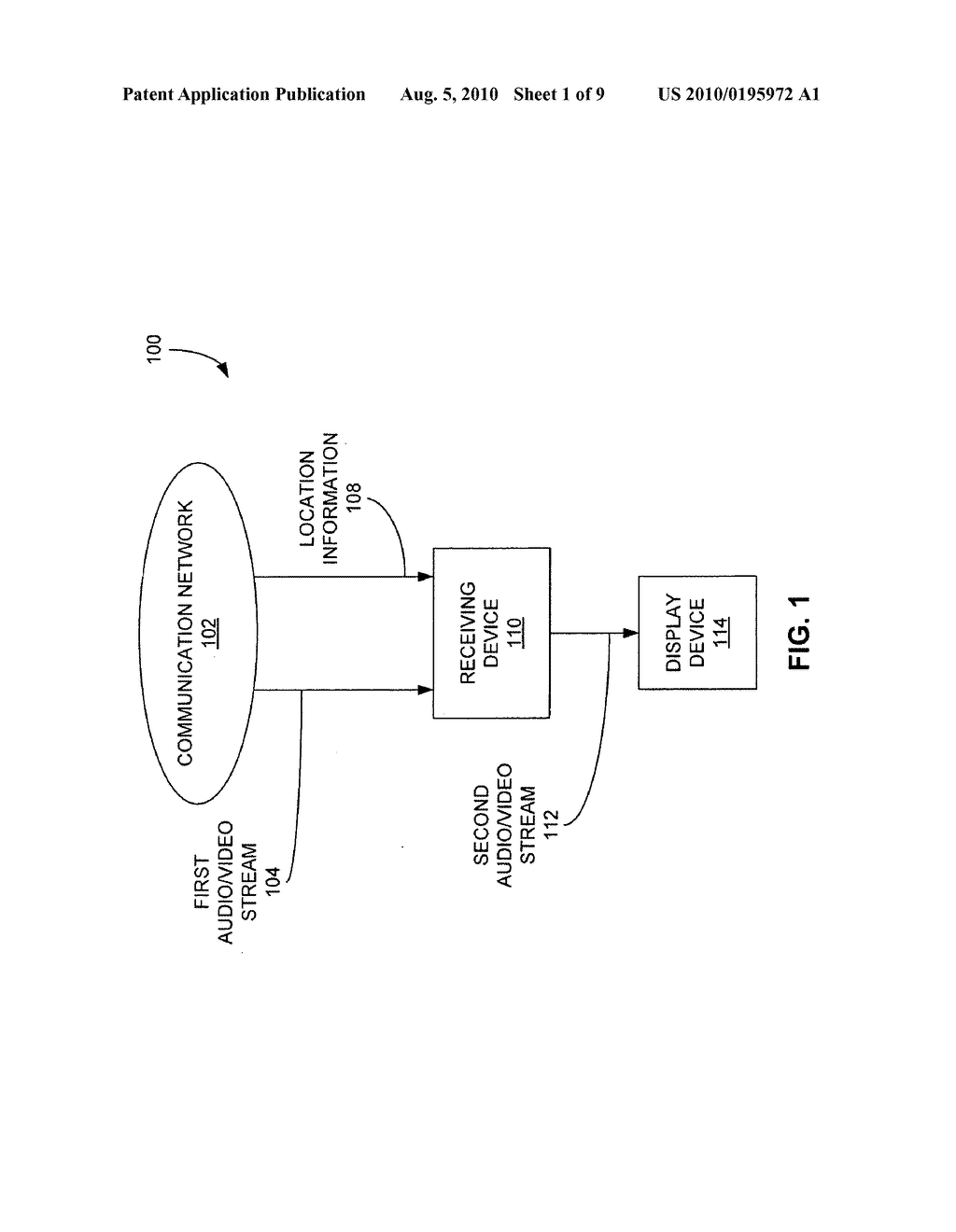 METHODS AND APPARATUS FOR IDENTIFYING PORTIONS OF A VIDEO STREAM BASED ON CHARACTERISTICS OF THE VIDEO STREAM - diagram, schematic, and image 02