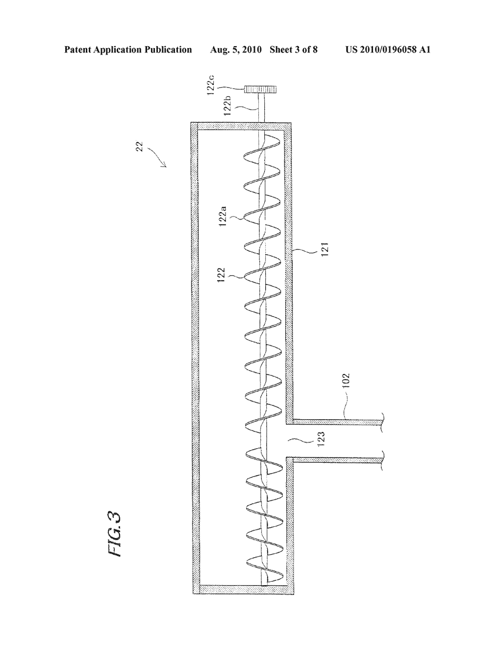 DEVELOPING DEVICE AND IMAGE FORMING APPARATUS USING THE SAME - diagram, schematic, and image 04