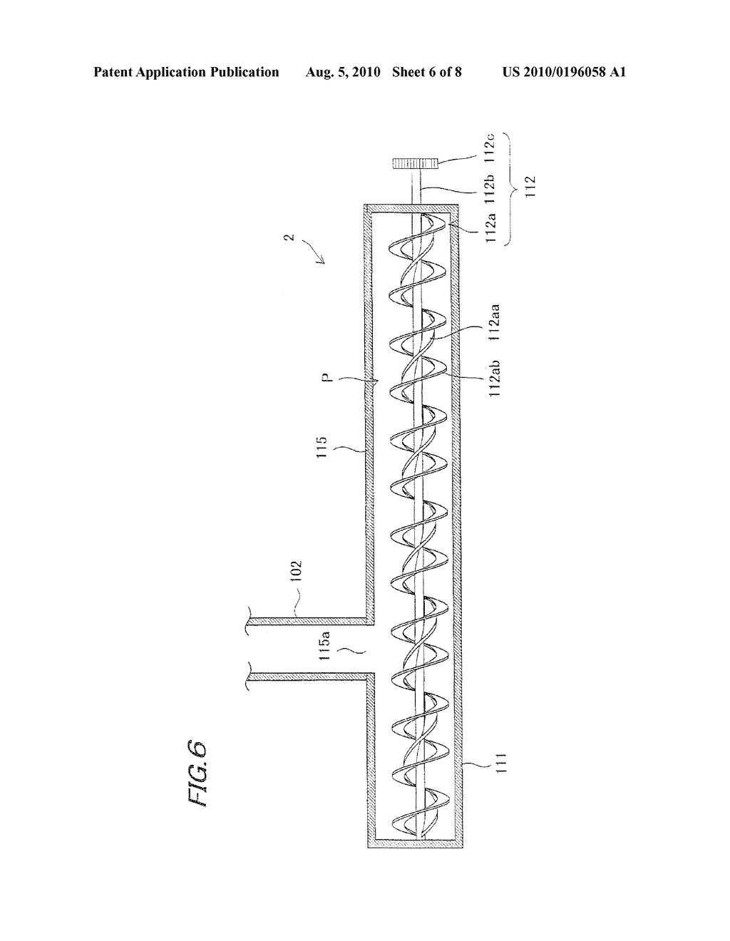 DEVELOPING DEVICE AND IMAGE FORMING APPARATUS USING THE SAME - diagram, schematic, and image 07
