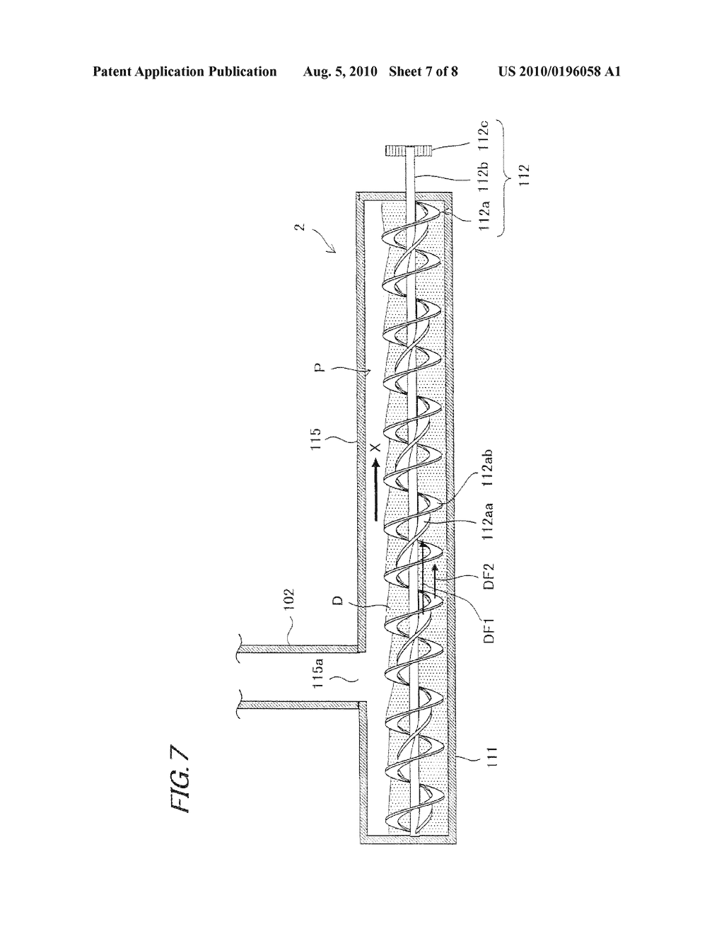 DEVELOPING DEVICE AND IMAGE FORMING APPARATUS USING THE SAME - diagram, schematic, and image 08