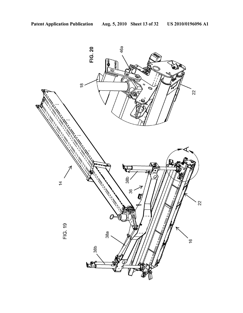 APPARATUS AND METHOD FOR IMPROVING THE CONTROL OF A CONCRETE SCREEDING MACHINE - diagram, schematic, and image 14