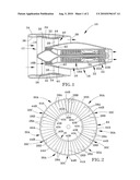 VANE FRAME FOR A TURBOMACHINE AND METHOD OF MINIMIZING WEIGHT THEREOF diagram and image