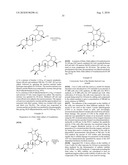 COMPOSITIONS COMPRISING BETULONIC ACID diagram and image