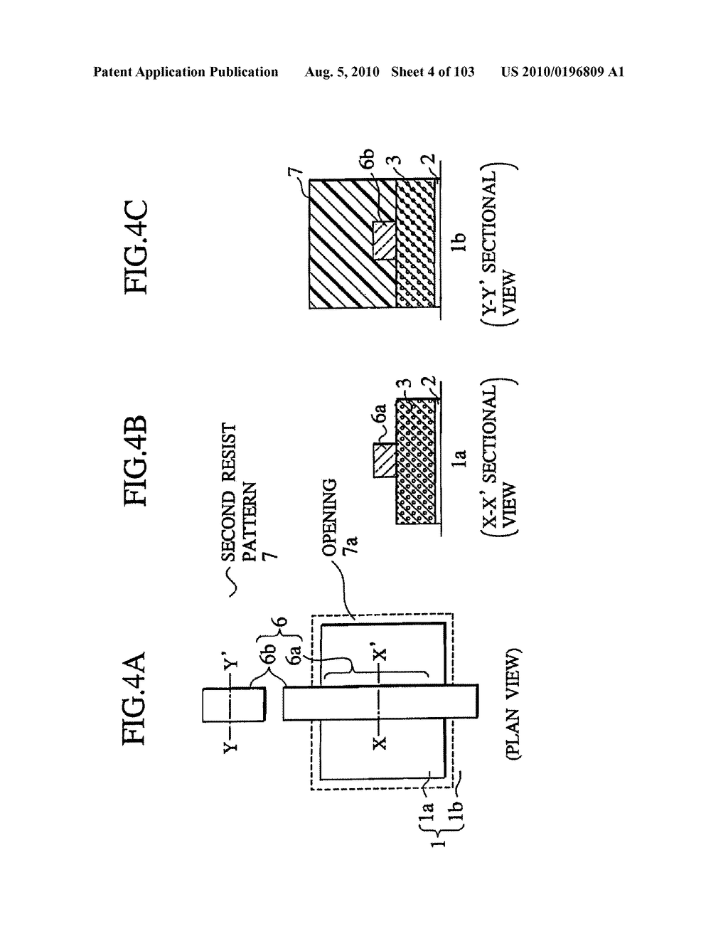 SEMICONDUCTOR DEVICE FABRICATION METHOD AND SEMICONDUCTOR DEVICE - diagram, schematic, and image 05