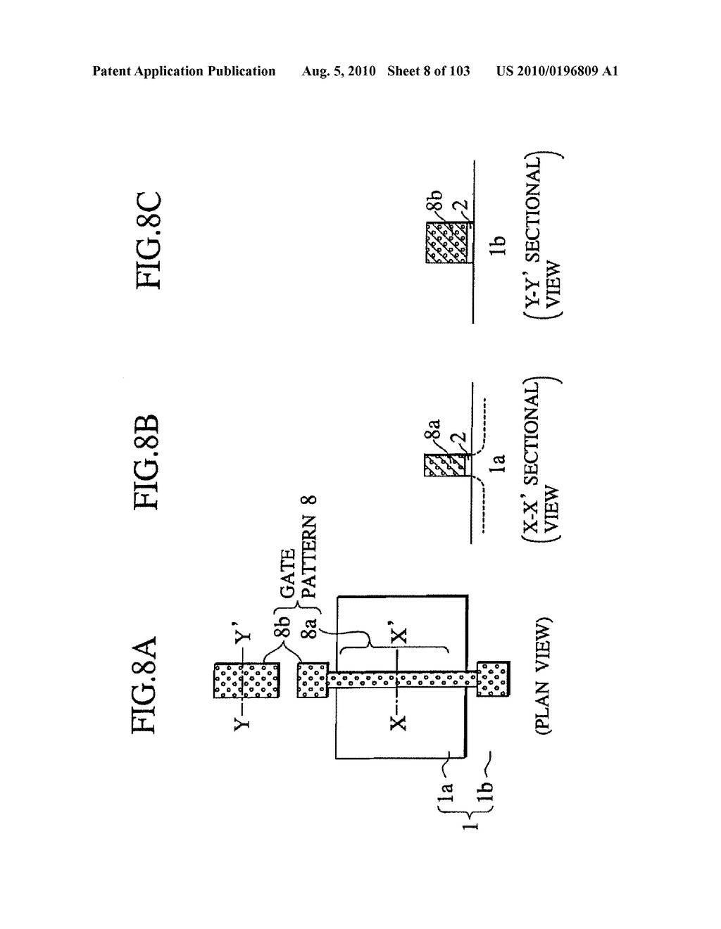SEMICONDUCTOR DEVICE FABRICATION METHOD AND SEMICONDUCTOR DEVICE - diagram, schematic, and image 09