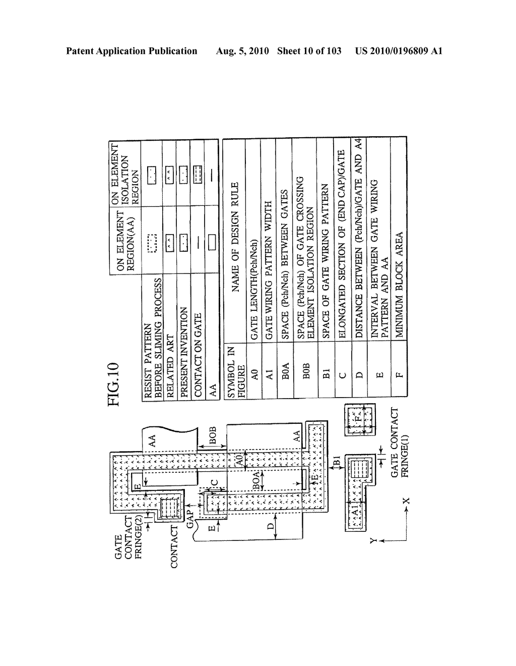 SEMICONDUCTOR DEVICE FABRICATION METHOD AND SEMICONDUCTOR DEVICE - diagram, schematic, and image 11