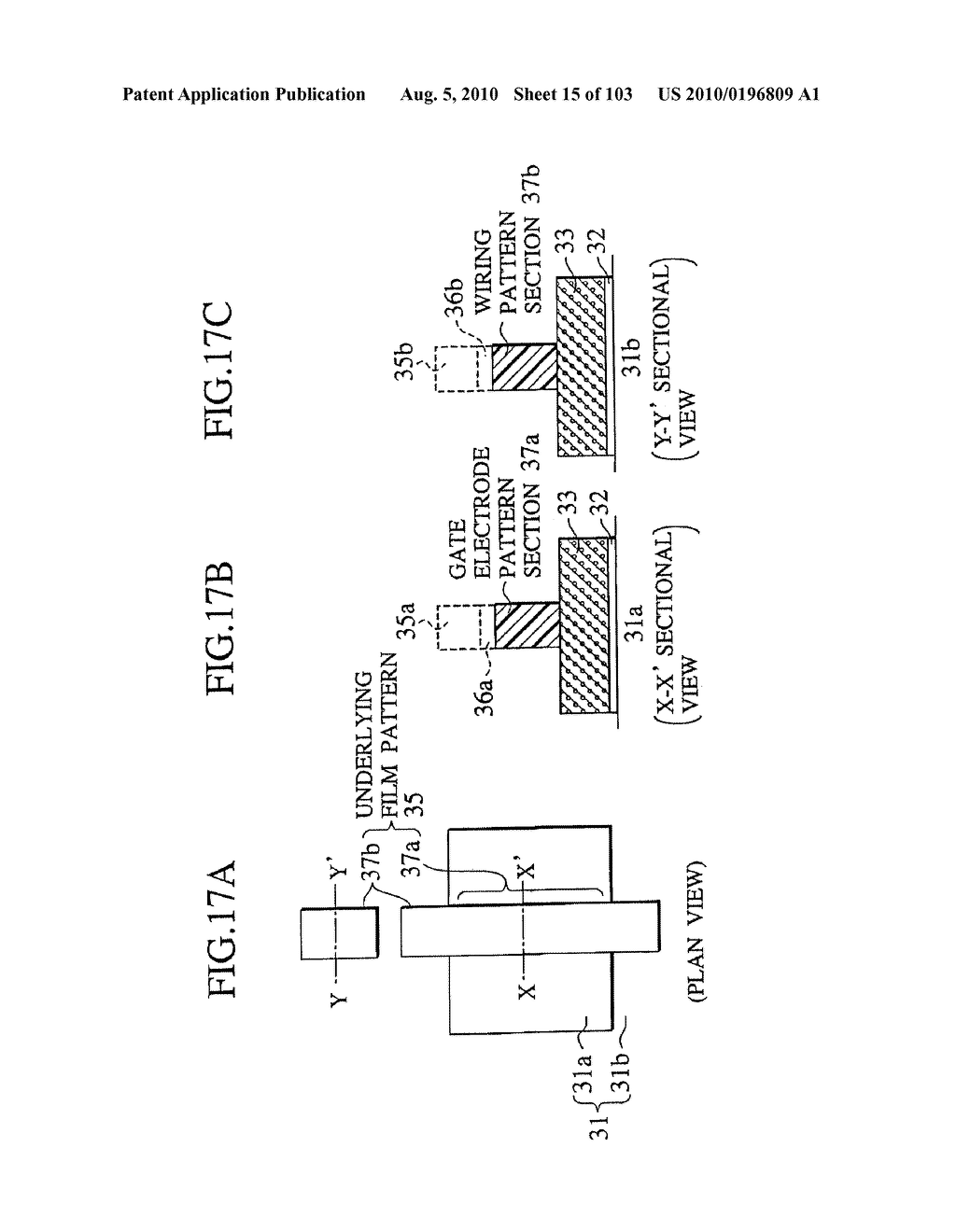 SEMICONDUCTOR DEVICE FABRICATION METHOD AND SEMICONDUCTOR DEVICE - diagram, schematic, and image 16