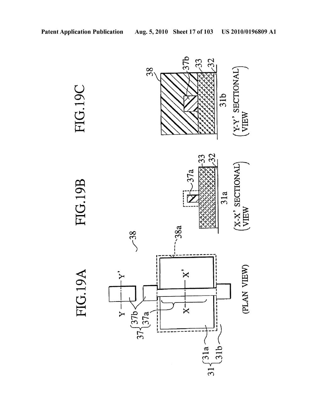 SEMICONDUCTOR DEVICE FABRICATION METHOD AND SEMICONDUCTOR DEVICE - diagram, schematic, and image 18
