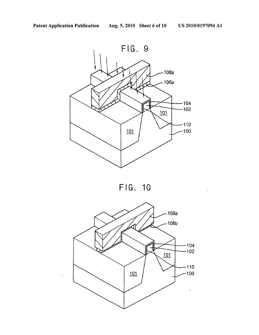 Fin field effect transistor and method of manufacturing the same - diagram, schematic, and image 07