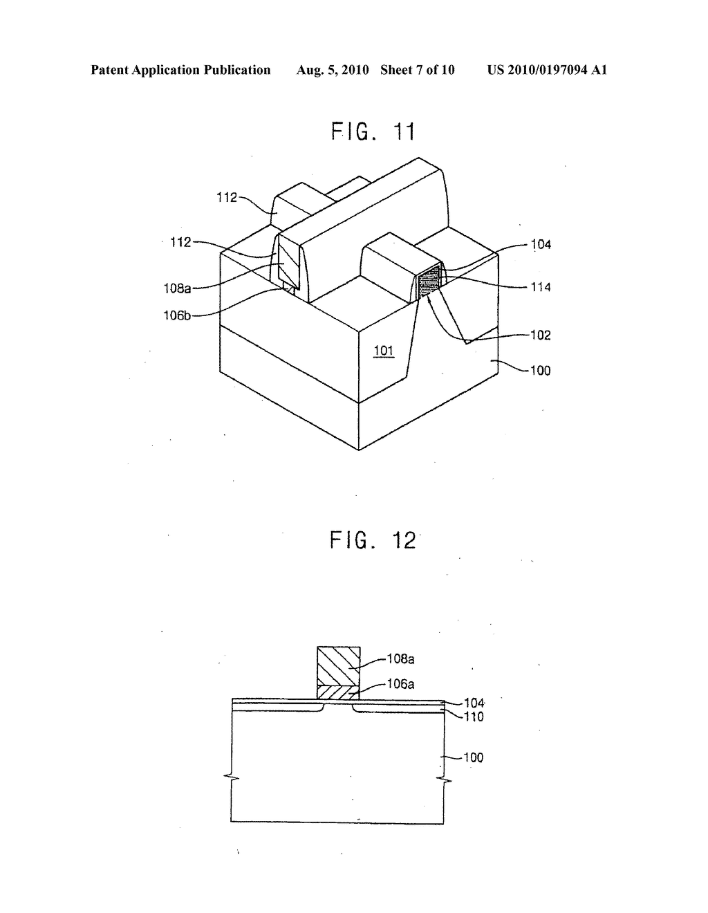 Fin field effect transistor and method of manufacturing the same - diagram, schematic, and image 08