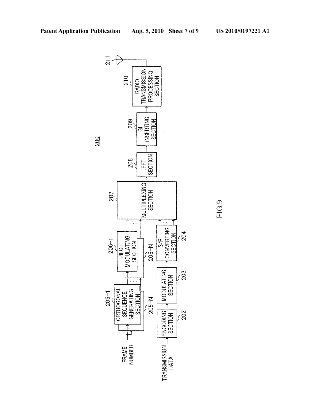 WIRELESS COMMUNICATION METHOD, RELAY STATION APPARATUS, AND WIRELESS TRANSMITTING APPARATUS - diagram, schematic, and image 08