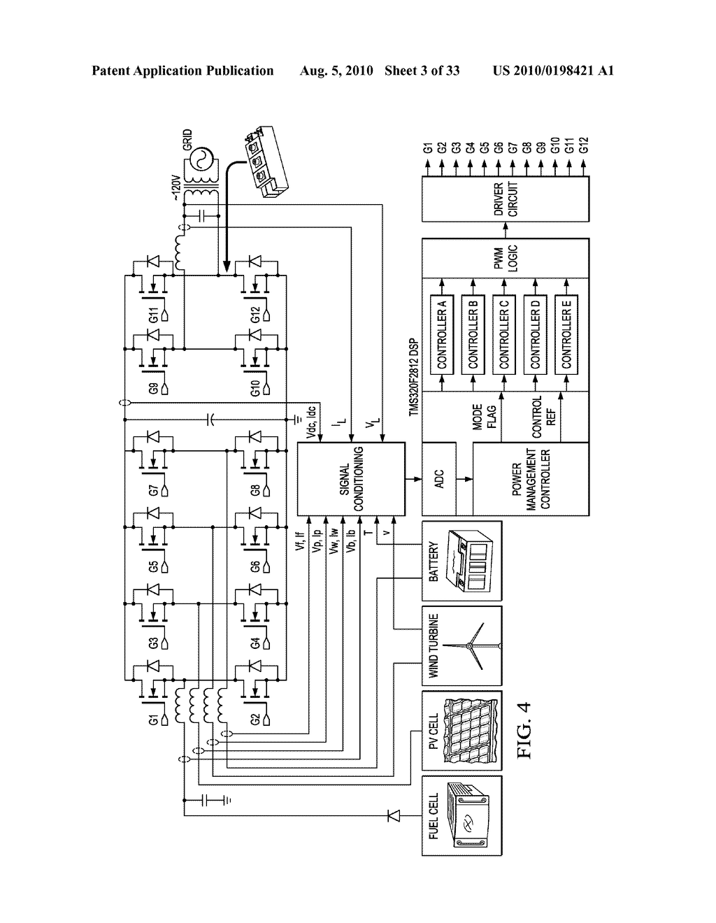 Methods and Apparatus for Design and Control of Multi-port Power Electronic Interface for Renewable Energy Sources - diagram, schematic, and image 04