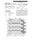 Method And package For Shipping And Curing Manufactured Masonry Panels diagram and image