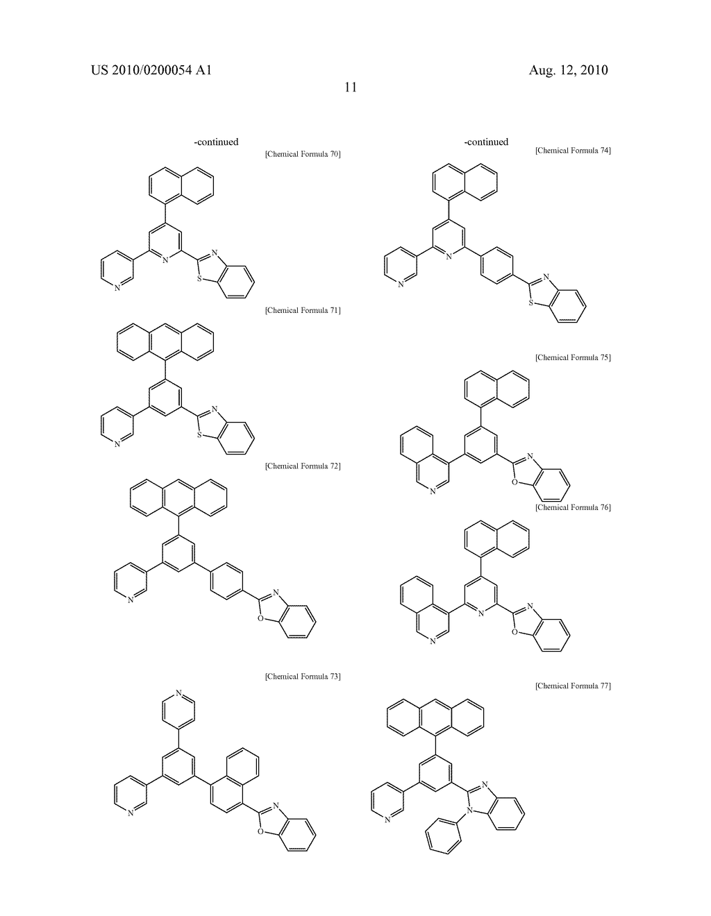 Compound for organic photoelectric device and organic photoelectric device including the same - diagram, schematic, and image 36