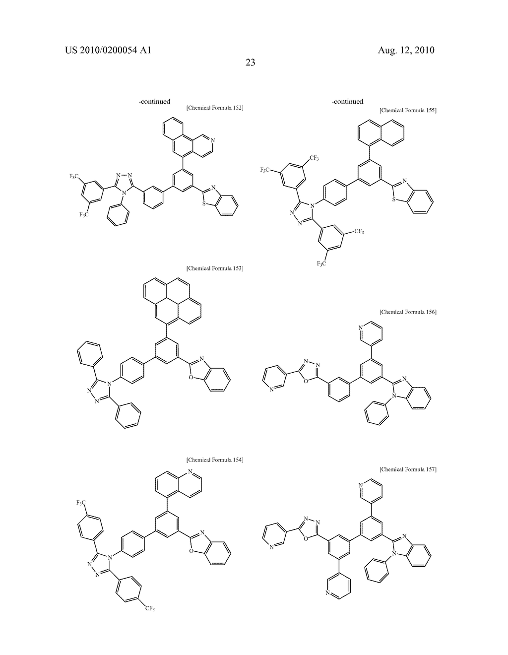 Compound for organic photoelectric device and organic photoelectric device including the same - diagram, schematic, and image 48