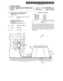 Rain water collection system components and method of fabrication diagram and image