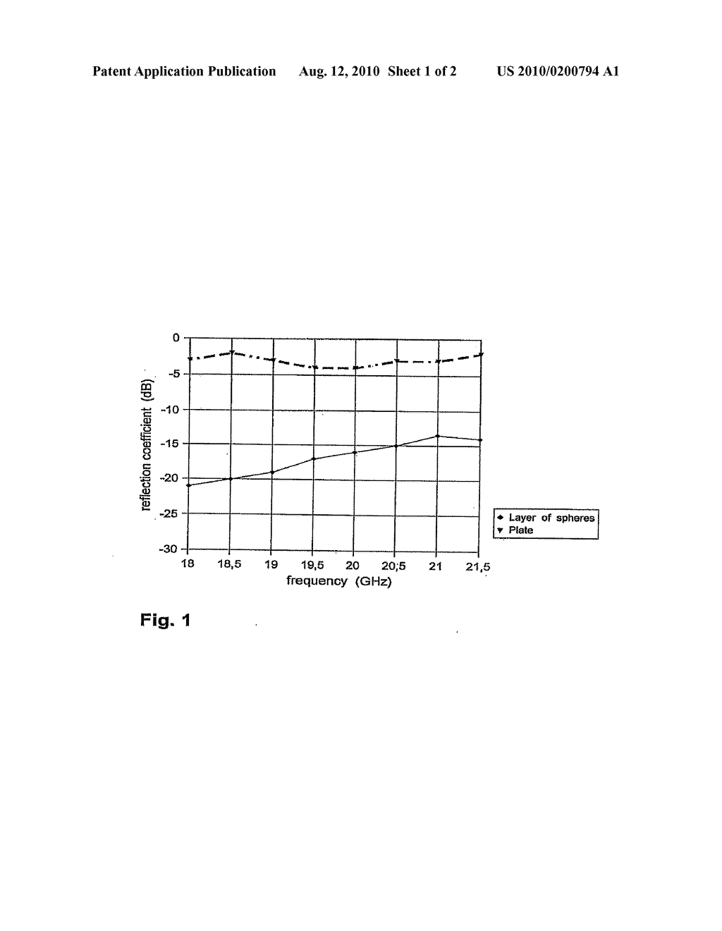 METHOD FOR PRODUCING AN ABSORBER FOR MICROWAVES AND ABSORBER PRODUCED ACCORDING TO THE METHOD - diagram, schematic, and image 02