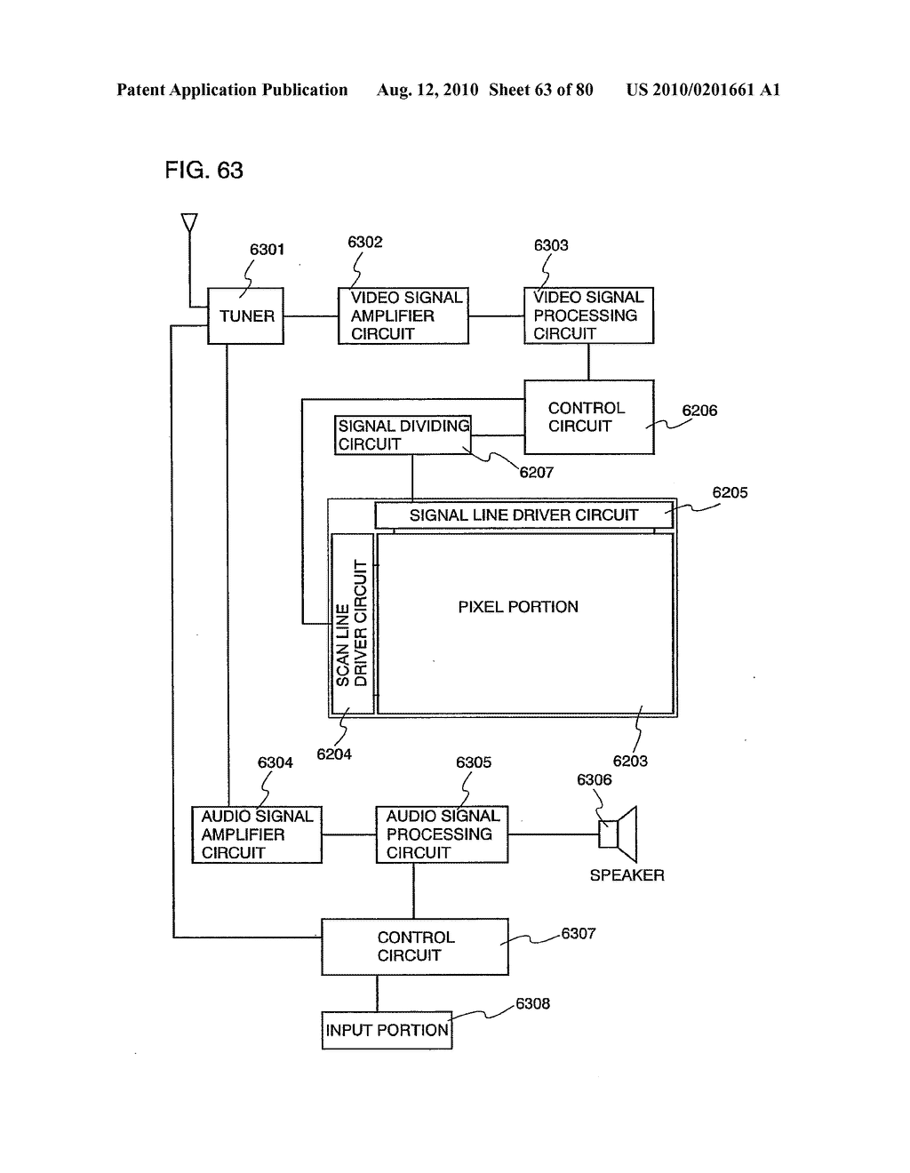 Semiconductor Device and Display Device - diagram, schematic, and image 64