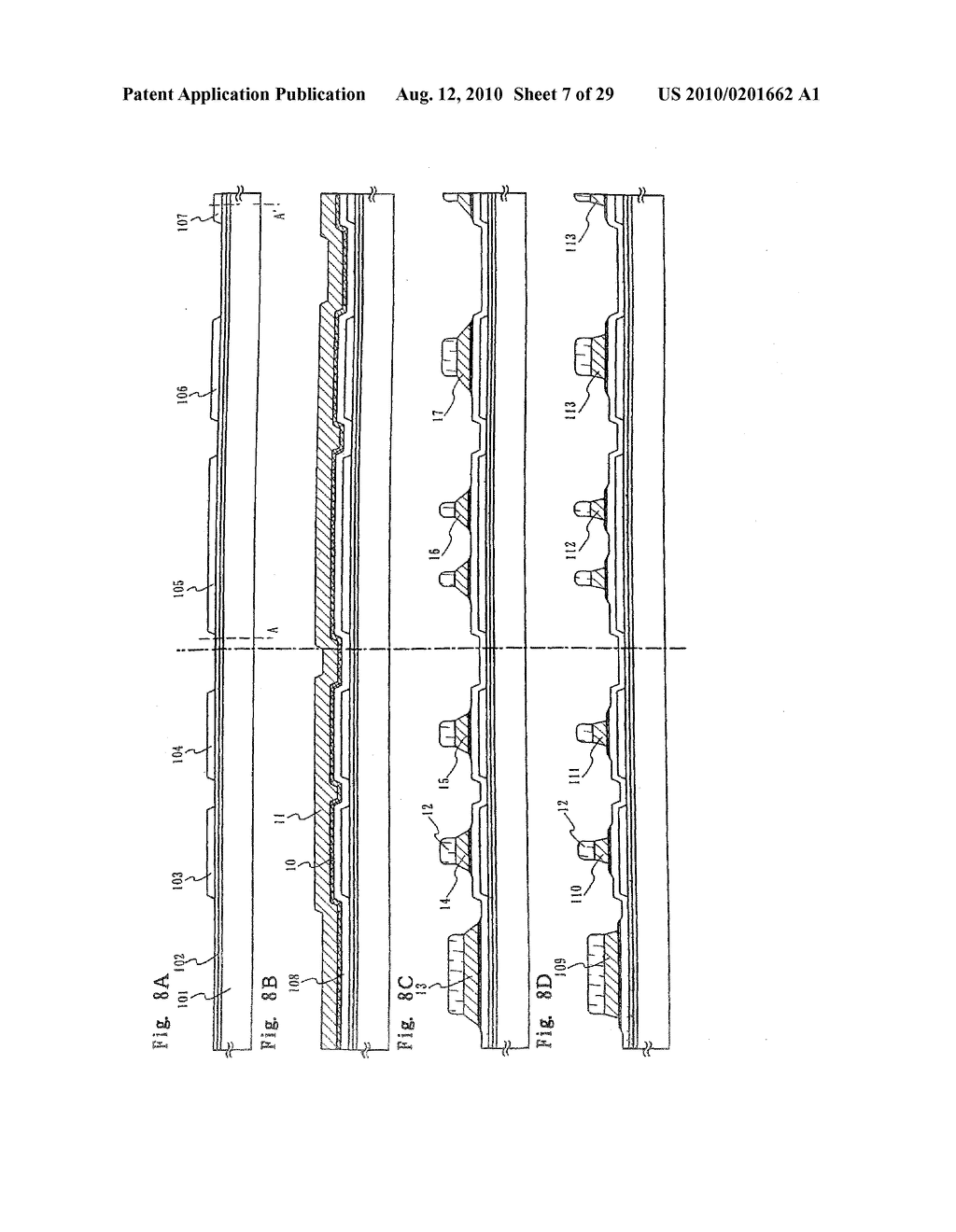 LIGHT EMITTING APPARATUS AND METHOD FOR MANUFACTURING THE SAME - diagram, schematic, and image 08