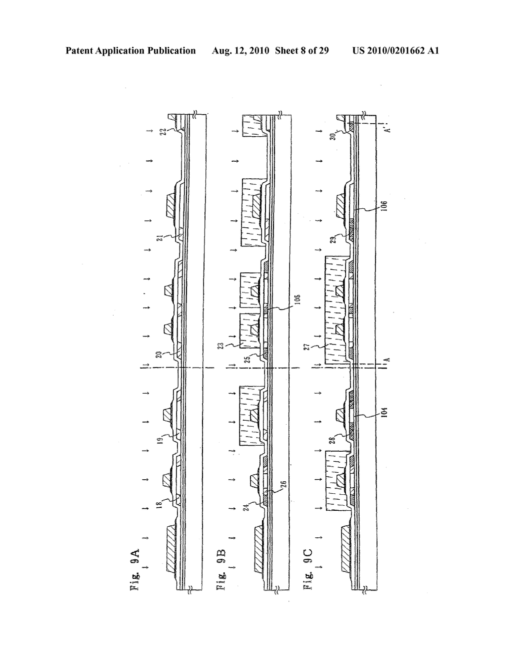 LIGHT EMITTING APPARATUS AND METHOD FOR MANUFACTURING THE SAME - diagram, schematic, and image 09