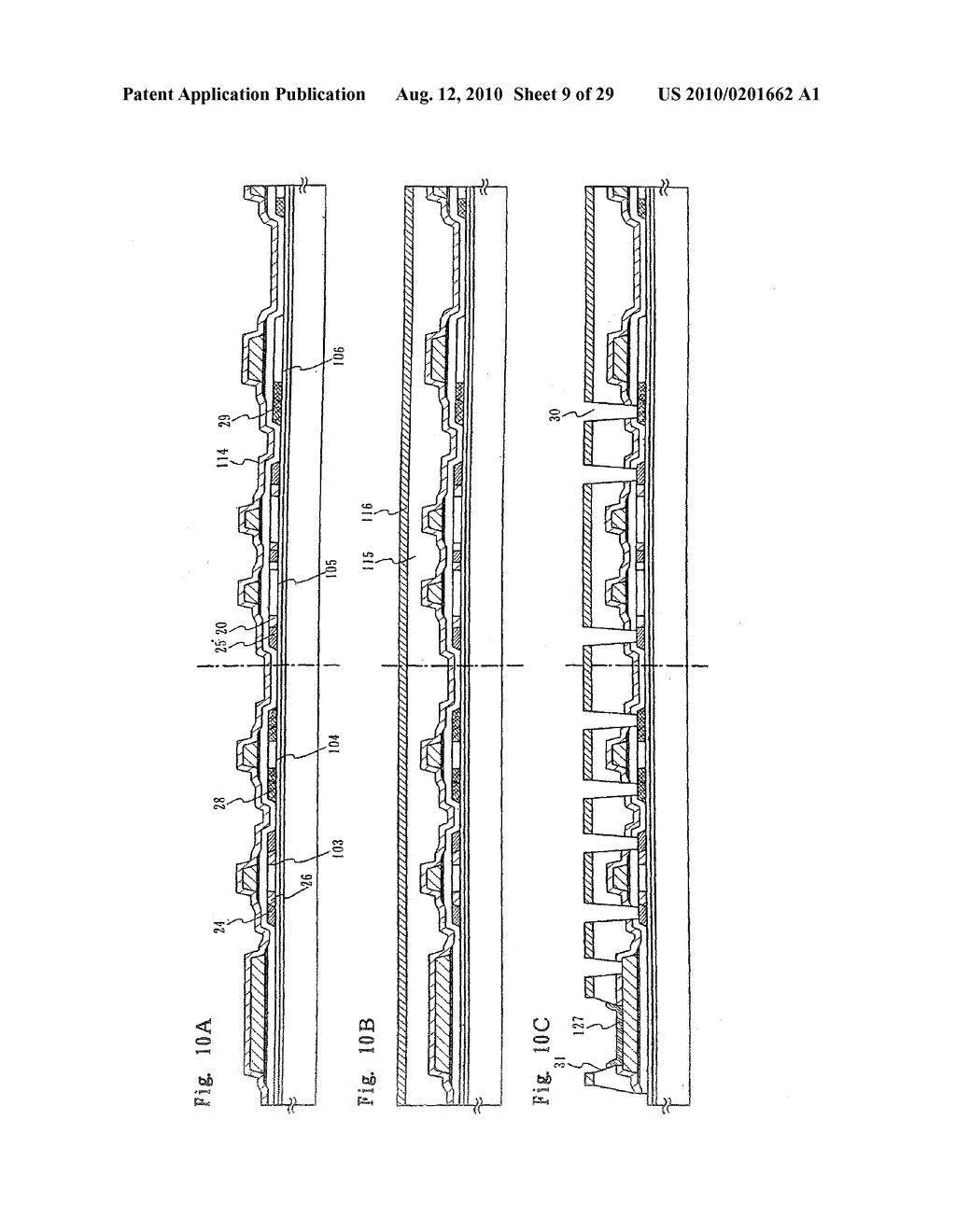 LIGHT EMITTING APPARATUS AND METHOD FOR MANUFACTURING THE SAME - diagram, schematic, and image 10