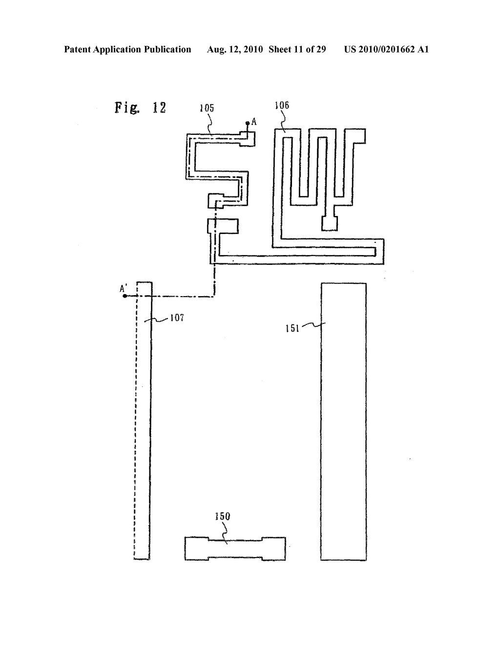 LIGHT EMITTING APPARATUS AND METHOD FOR MANUFACTURING THE SAME - diagram, schematic, and image 12
