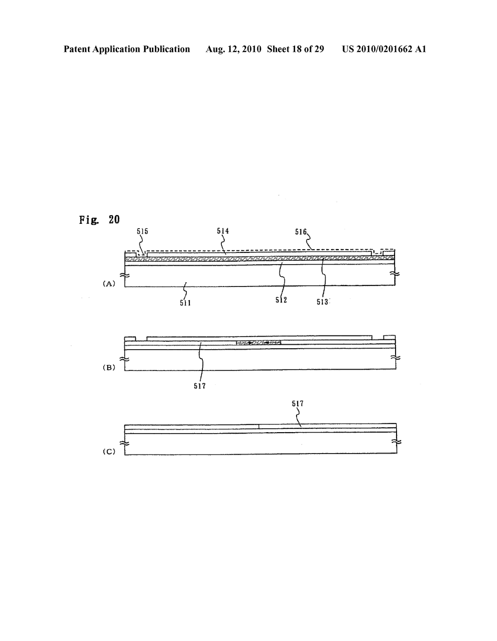 LIGHT EMITTING APPARATUS AND METHOD FOR MANUFACTURING THE SAME - diagram, schematic, and image 19