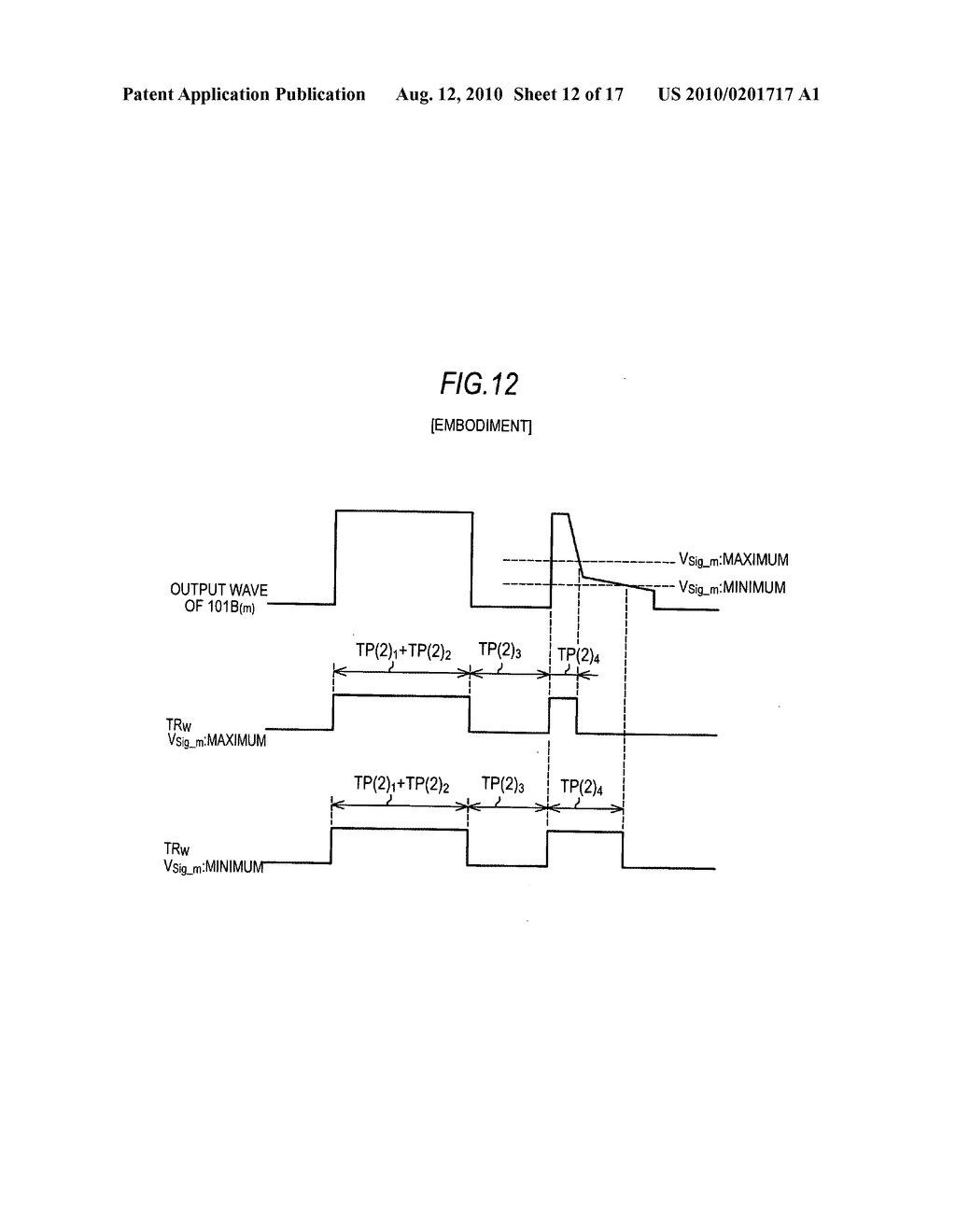 Display device and driving method thereof - diagram, schematic, and image 13