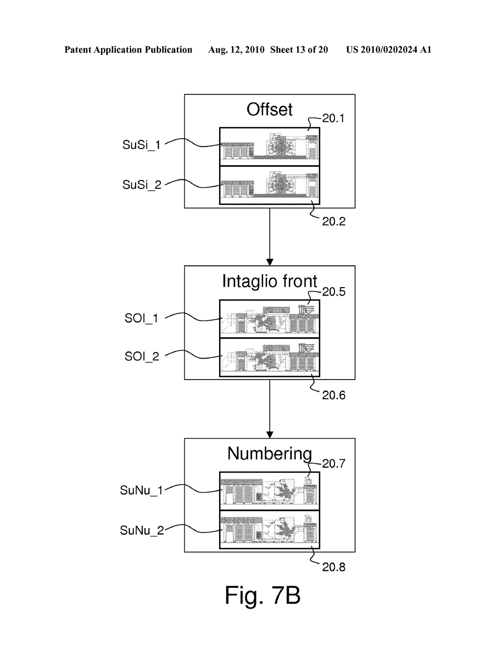 Method and System for Controlled Production of Security Documents, Especially Banknotes - diagram, schematic, and image 14