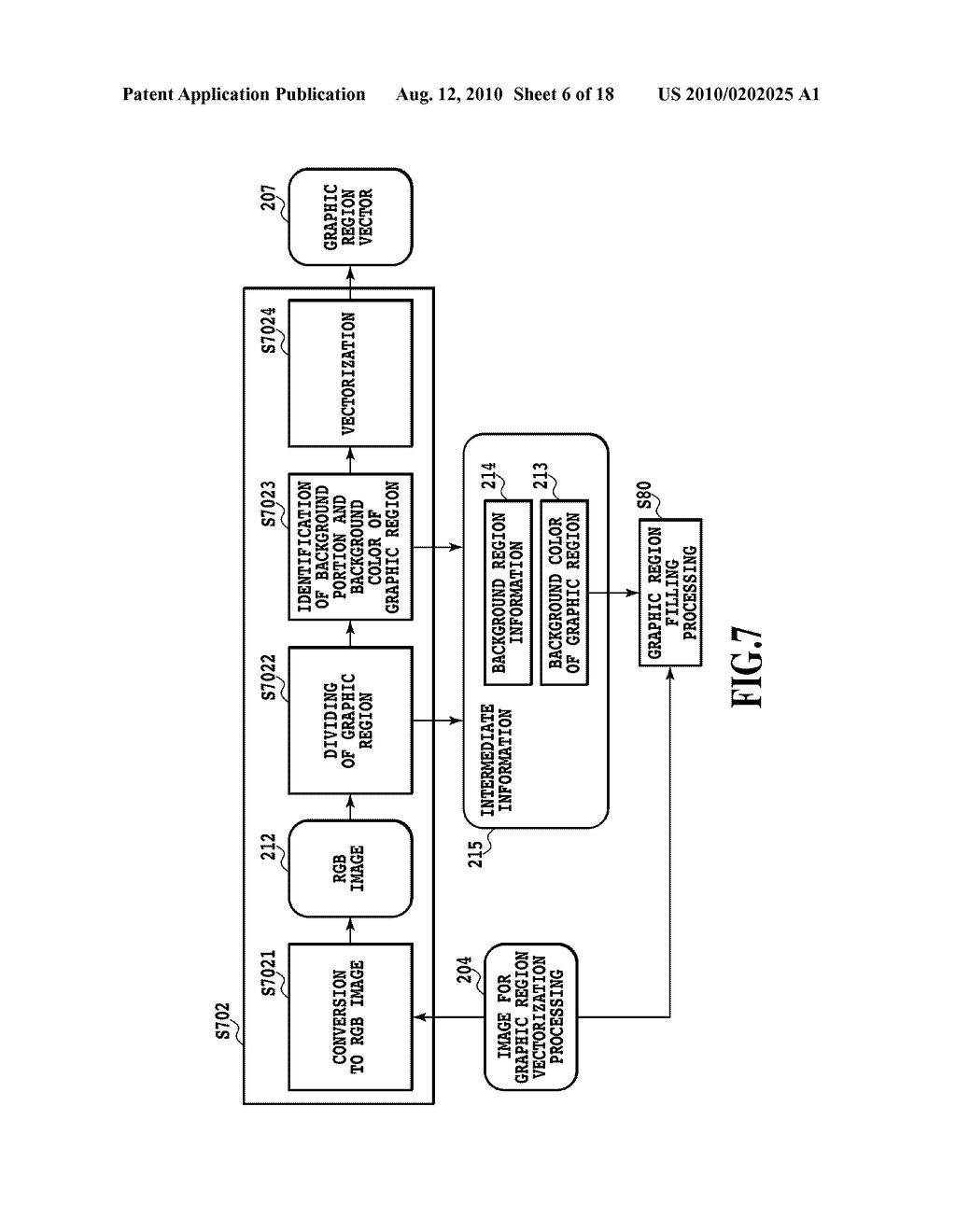 IMAGE PROCESSING APPARATUS, IMAGE PROCESSING METHOD, PROGRAM, AND STORAGE MEDIUM - diagram, schematic, and image 07
